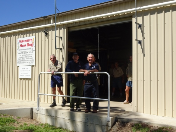 Ron gets a day off at Gracemere
